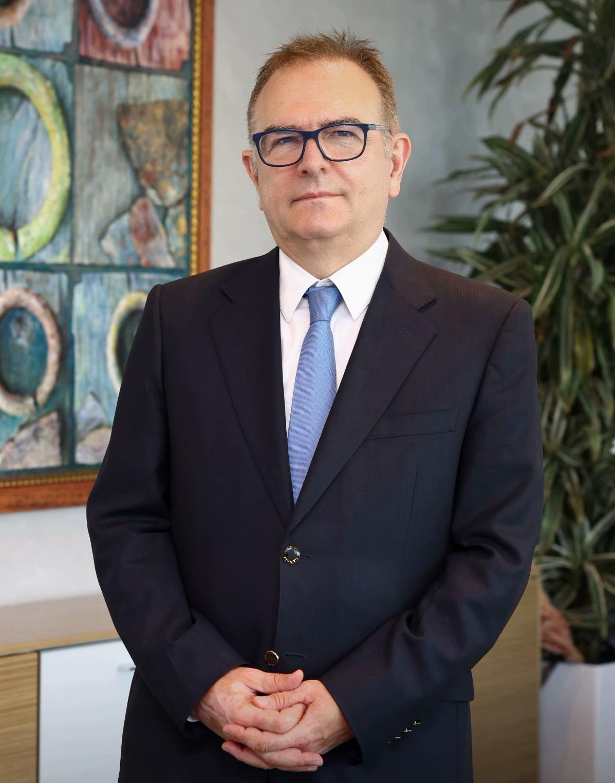 Gligor Bishev Chairman of Management Board