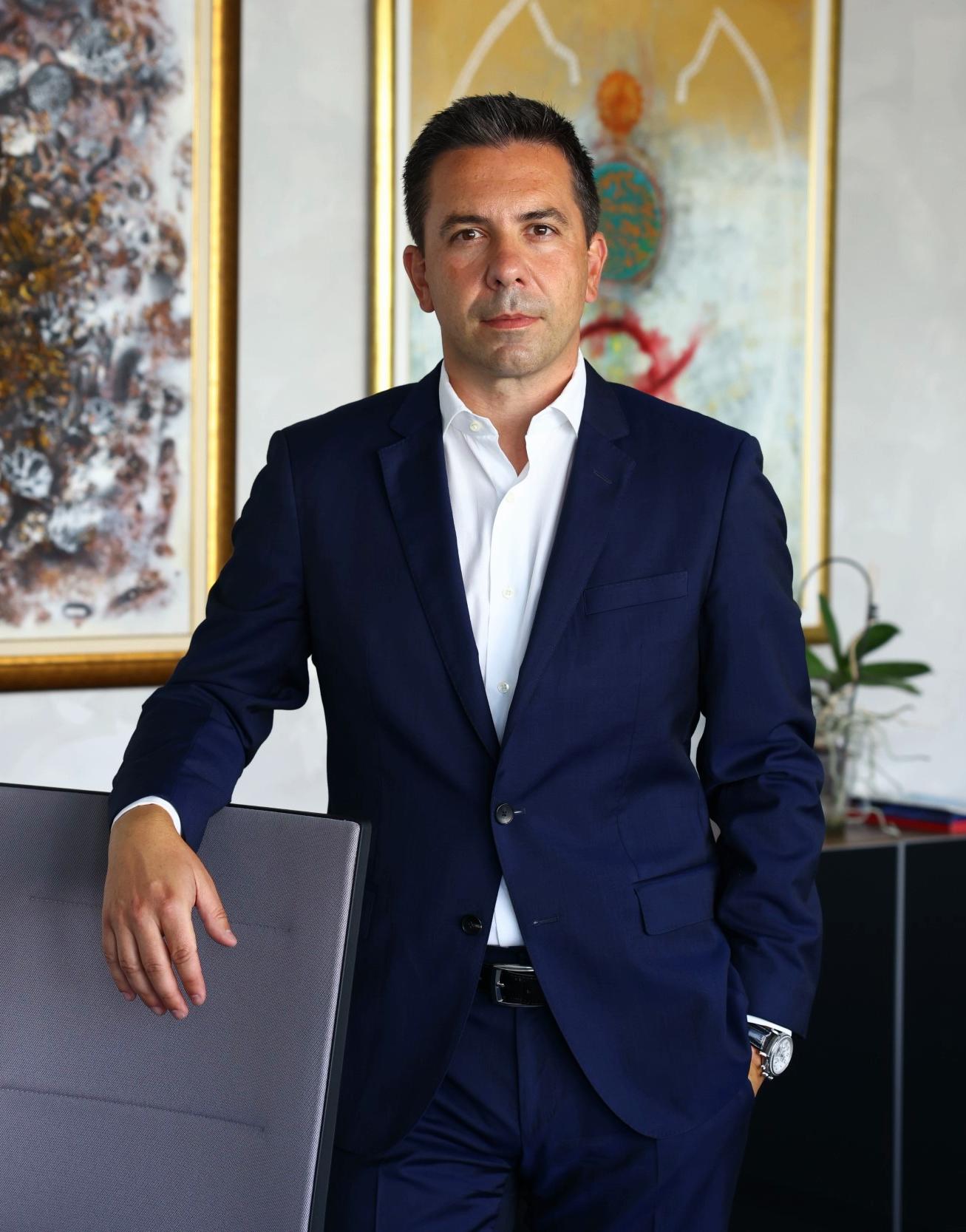 Sanel Kusturica Member of Management Board